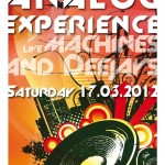Flyer Analog Experience with Outlander