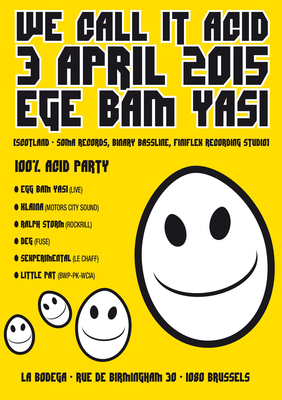 WCIA - Ege Bam Yasi - Easter Festival - Part 01