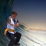 Surf & Kung Fu - photo was taken in 2013