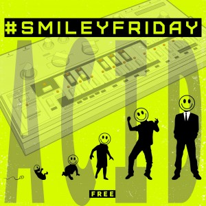 Smiley Friday Ep - Front
