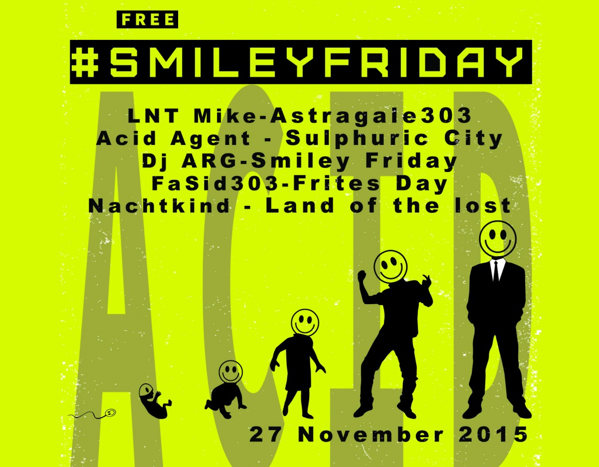 Smiley Friday EP