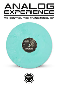 AEXP 001 Limited Turquoise Edition